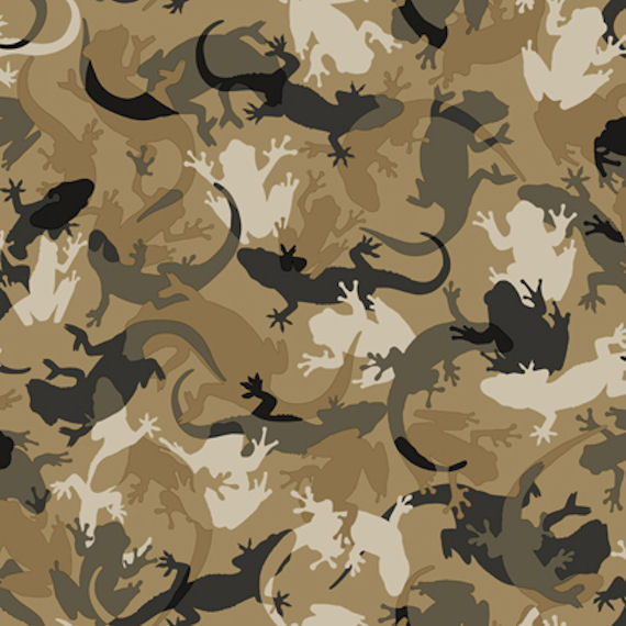 Candice Olson Brown Critter Camo Wallpaper   Wall Sticker Outlet 570x570