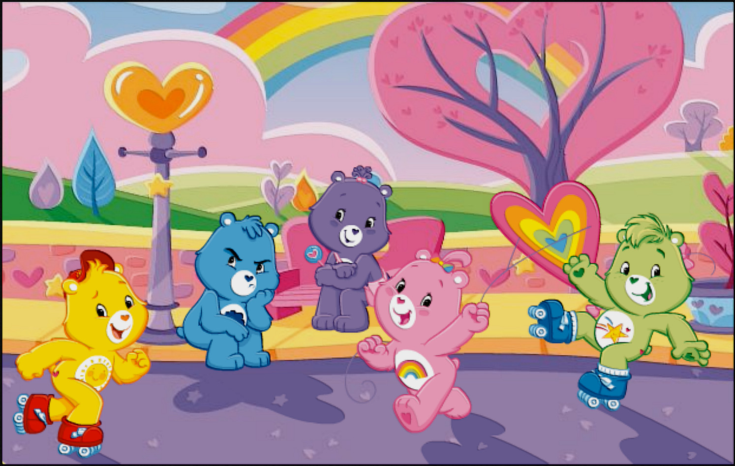 Download carebears wallpaper max quality by turbahull [1494x947