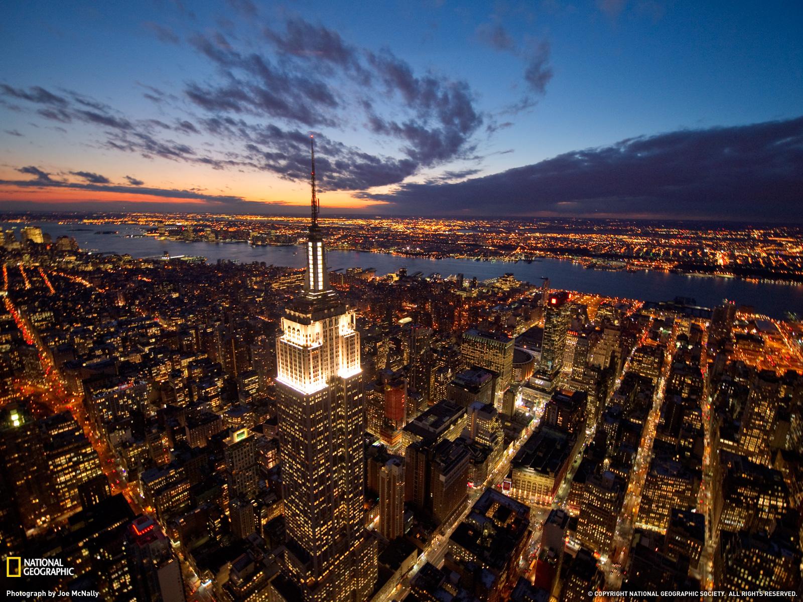 New york buildings wallpaper Wallpaper Wide HD 1600x1200