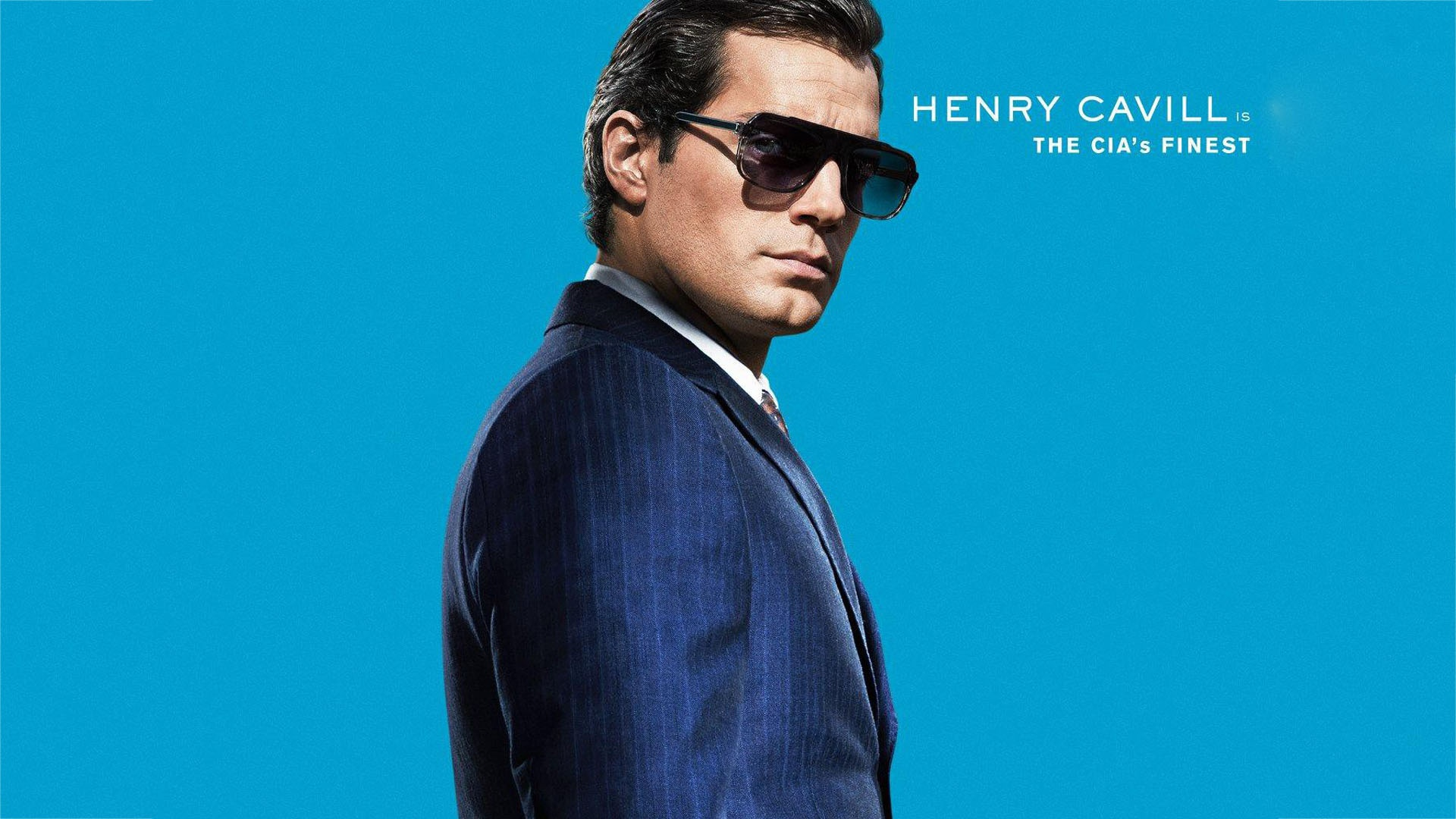 Henry Cavill As Napoleon Solo UNCLE 2015 Wallpapers 1920x1080