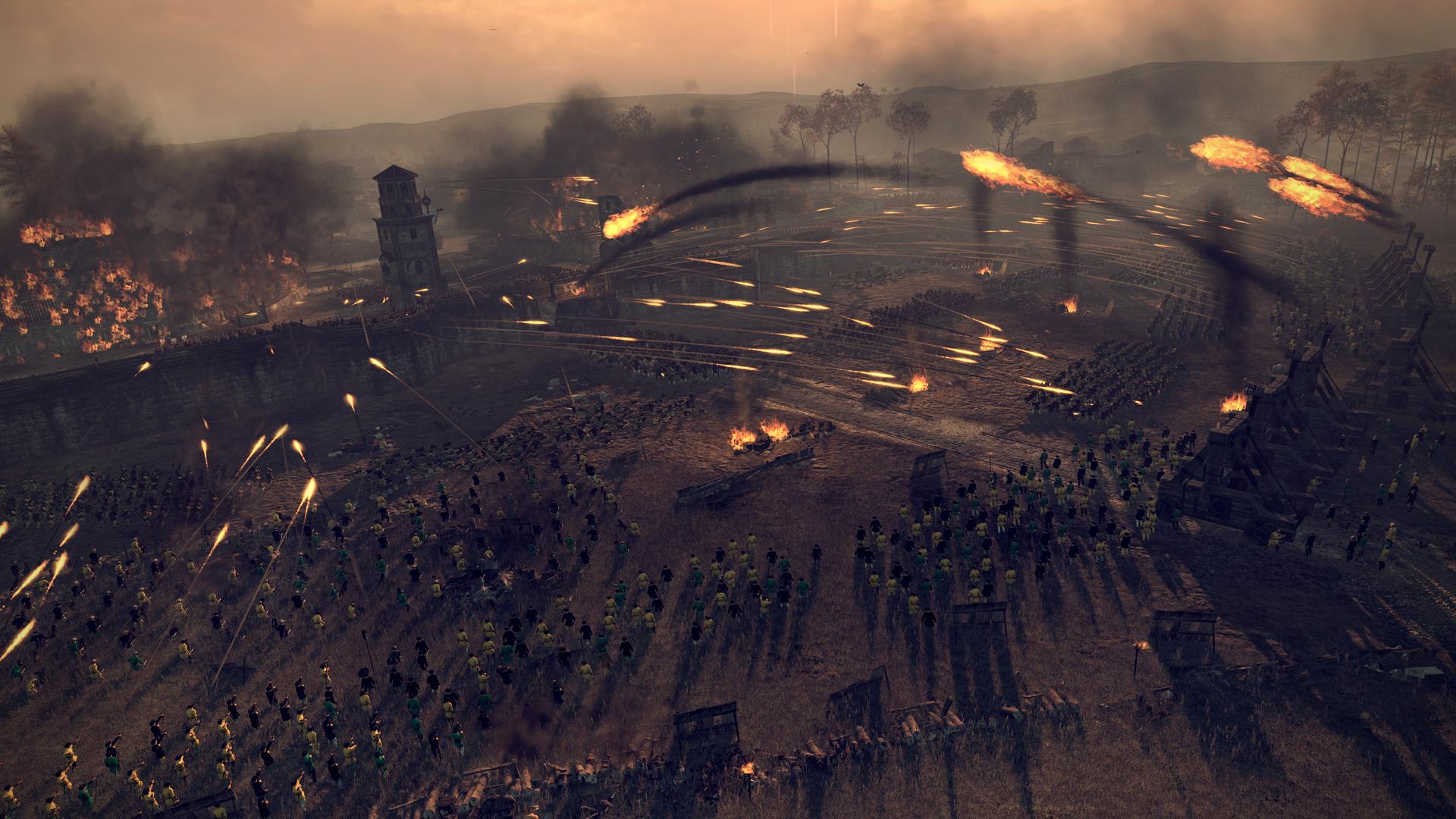 Video Game   Total War Attila Total War Attila Wallpaper 1920x1080