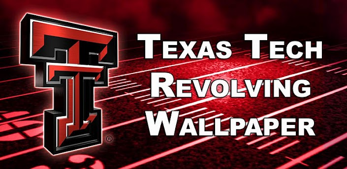 Texas Tech Revolving Wallpaper   Android Apps and Tests   AndroidPIT 705x345