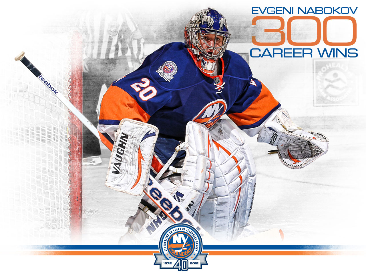 New York Islanders Wallpaper Enjoy this new york islanders 1280x960