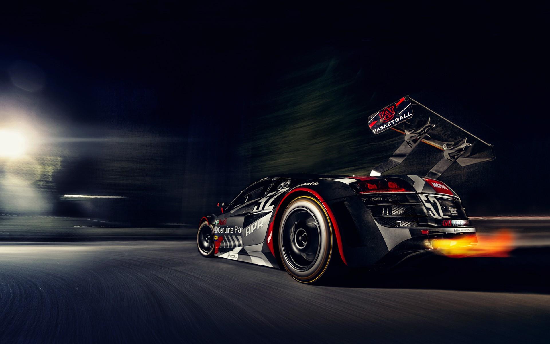 Thunderhill Race Car Wallpaper: Racing Wallpaper