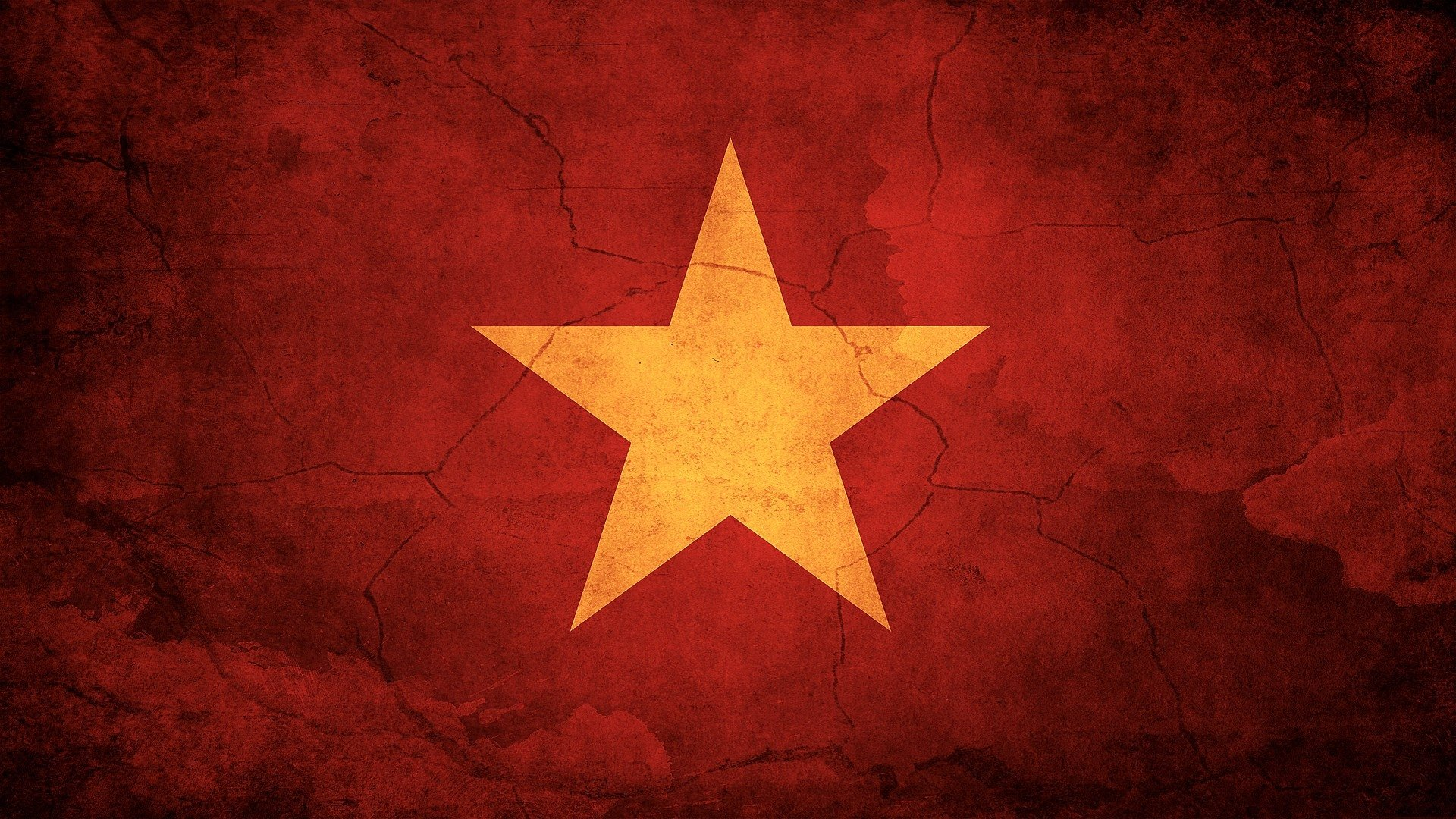 1 Flag of Vietnam HD Wallpapers Background Images 1920x1080