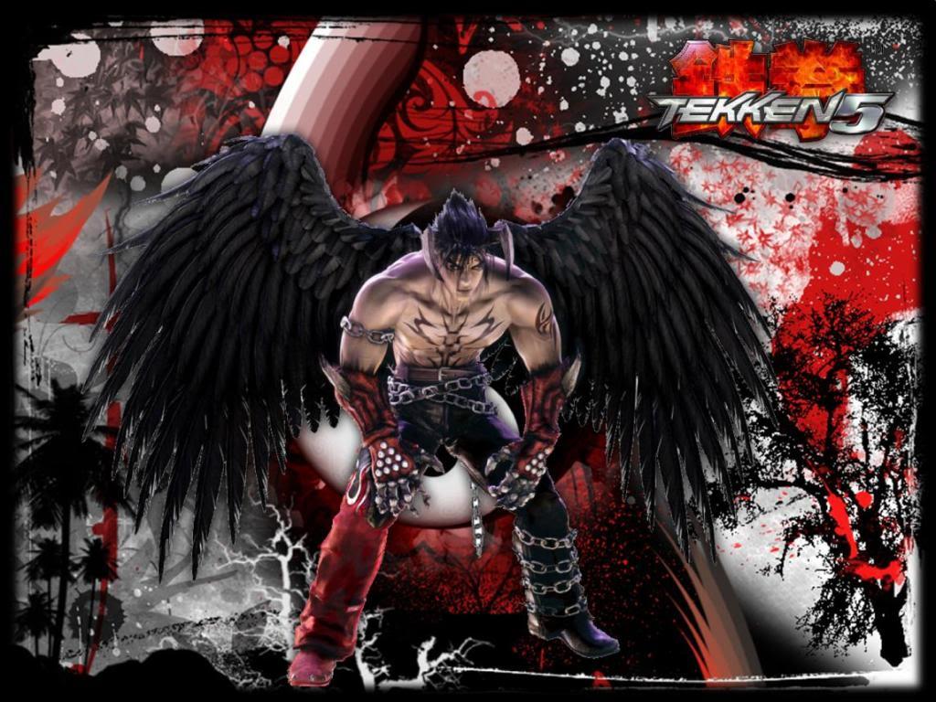 Devil Jin Wallpaper Photo by gorillz matt Photobucket 1024x768