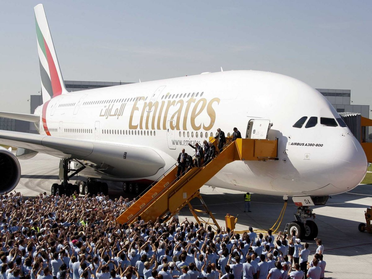 Airbus A380 Wallpapers Pack Download   FLGX DB 1200x900