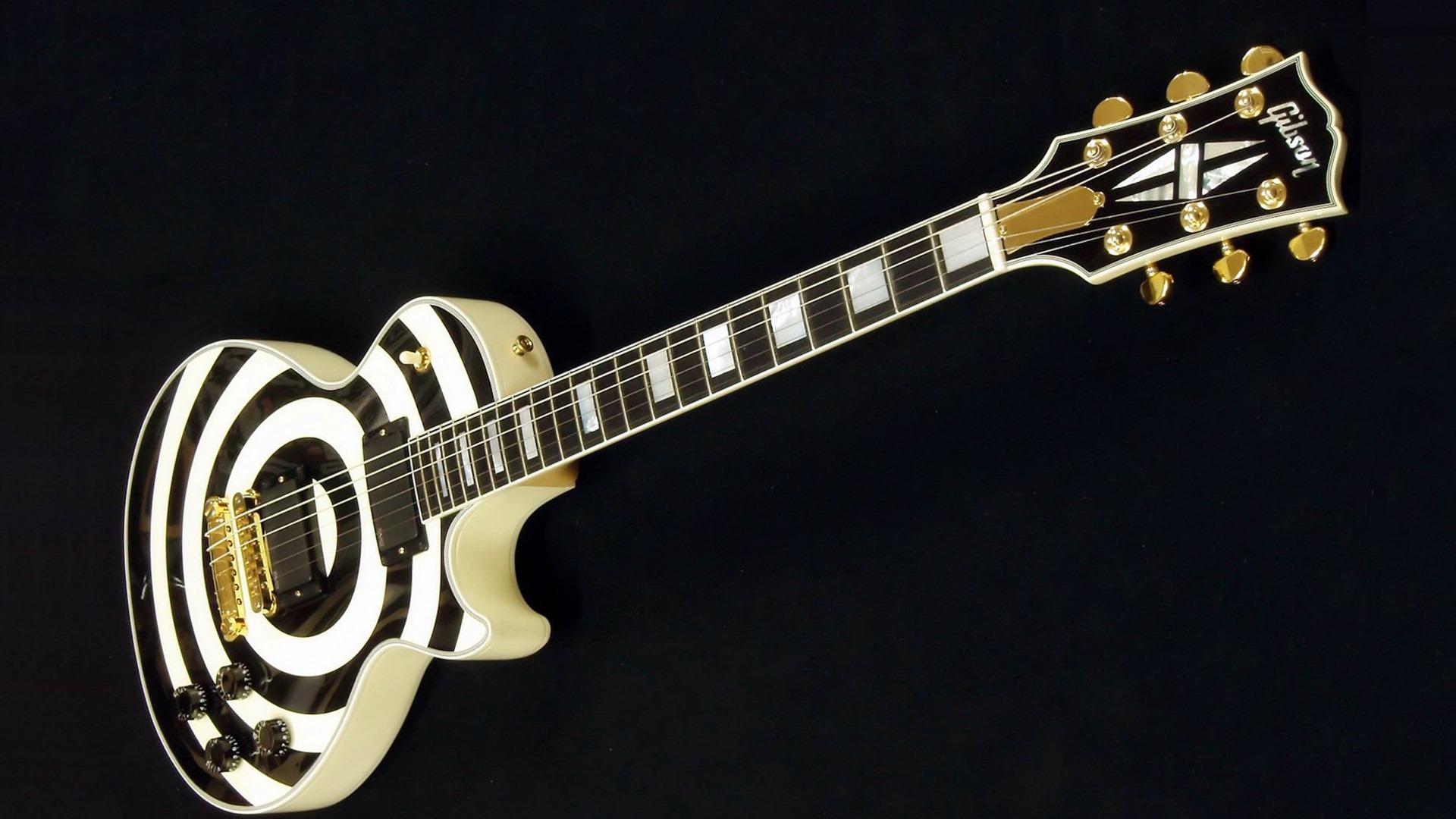 gibson guitar wallpapers free wallpapersafari