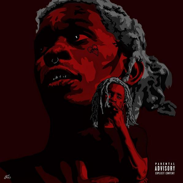 Young Thug Ft Chief Keef   Warrior Remix Traps N Trunks 597x597