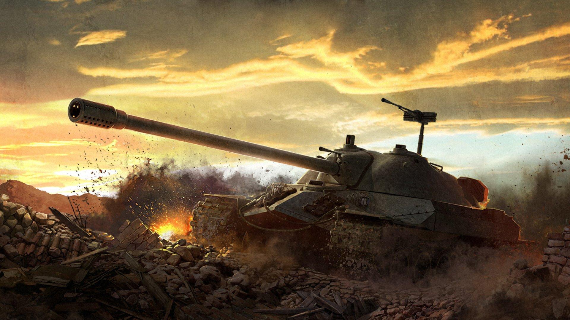49] Tank Wallpaper on WallpaperSafari 1920x1080