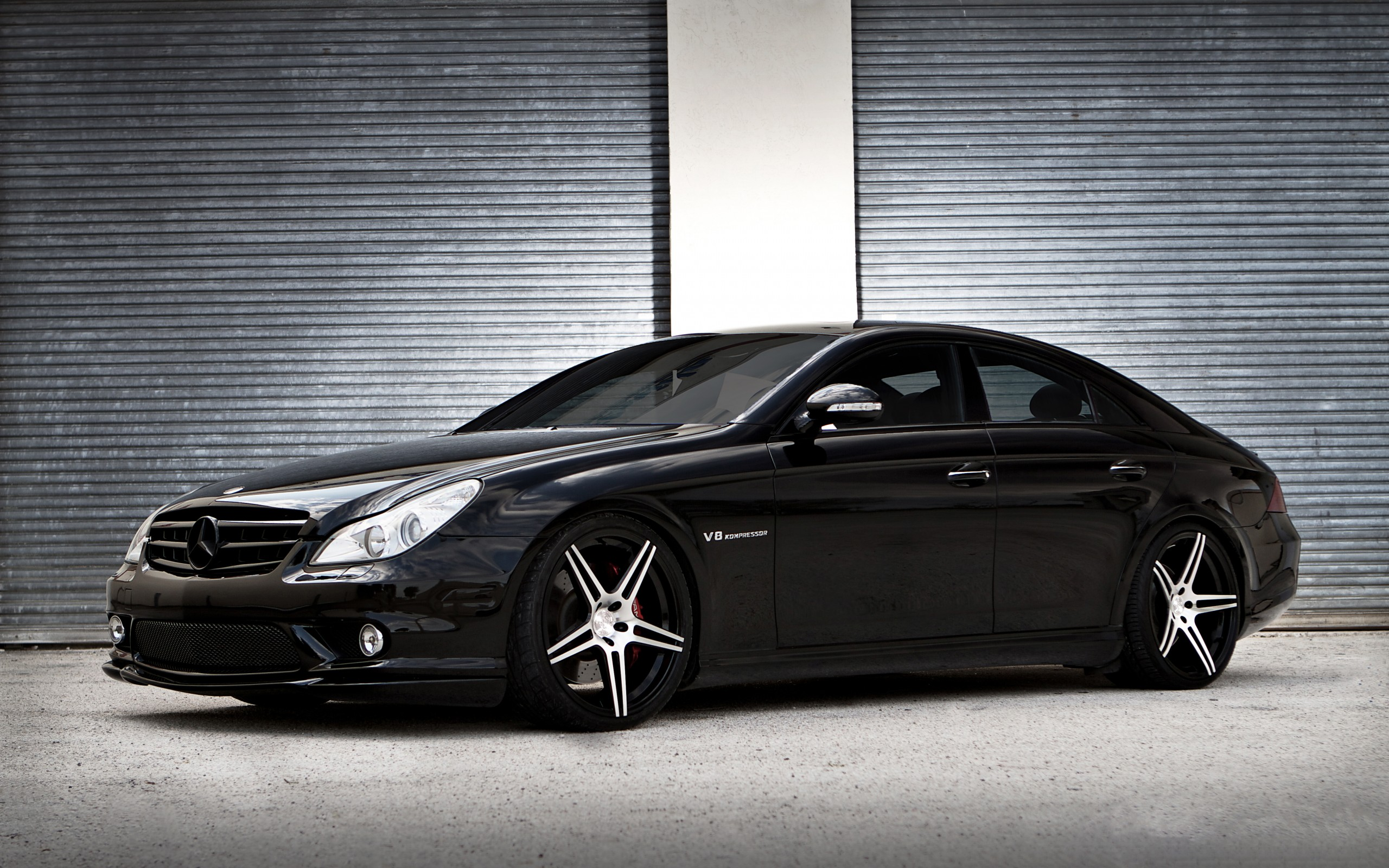 Mercedes Benz CLS55 AMG Wallpaper HD Car Wallpapers 2560x1600