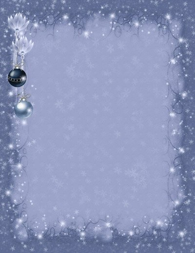 Backgrounds on Complimentary Items Backgrounds Winter Blue 400x518