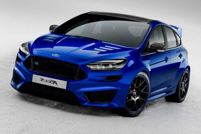 2016 Ford Focus ST Wallpaper - WallpaperSafari