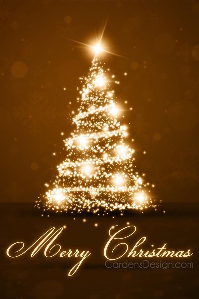Christmas Wallpaper for iPhone - WallpaperSafari