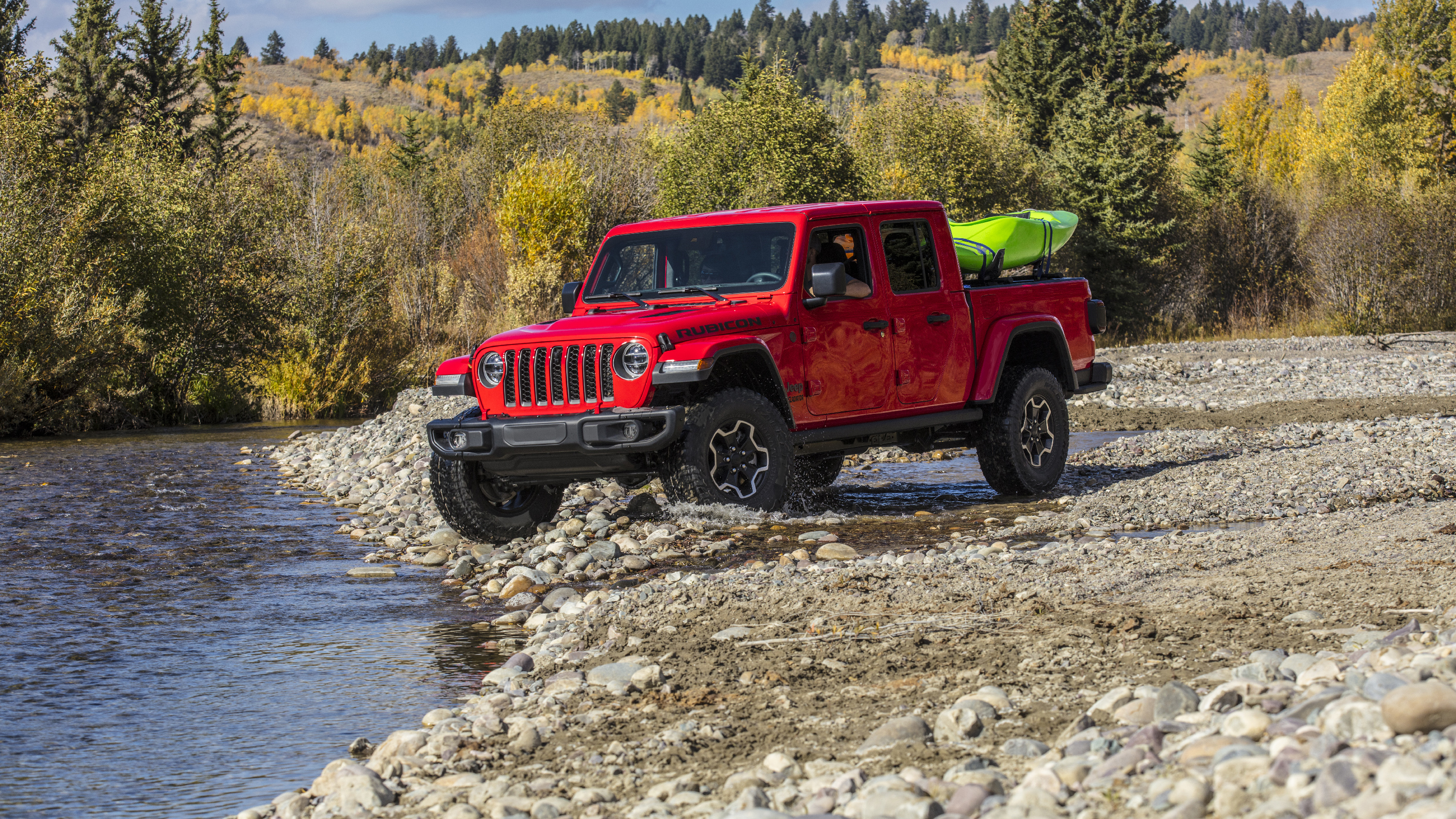 2020 Jeep Gladiator Rubicon 2 Wallpaper HD Car Wallpapers ID 3000x1688