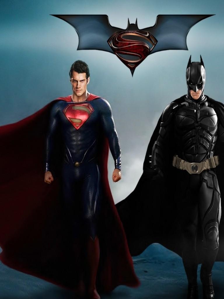 2015 Batman vs Superman HD Wallpaper HDwallpaperUP 768x1024