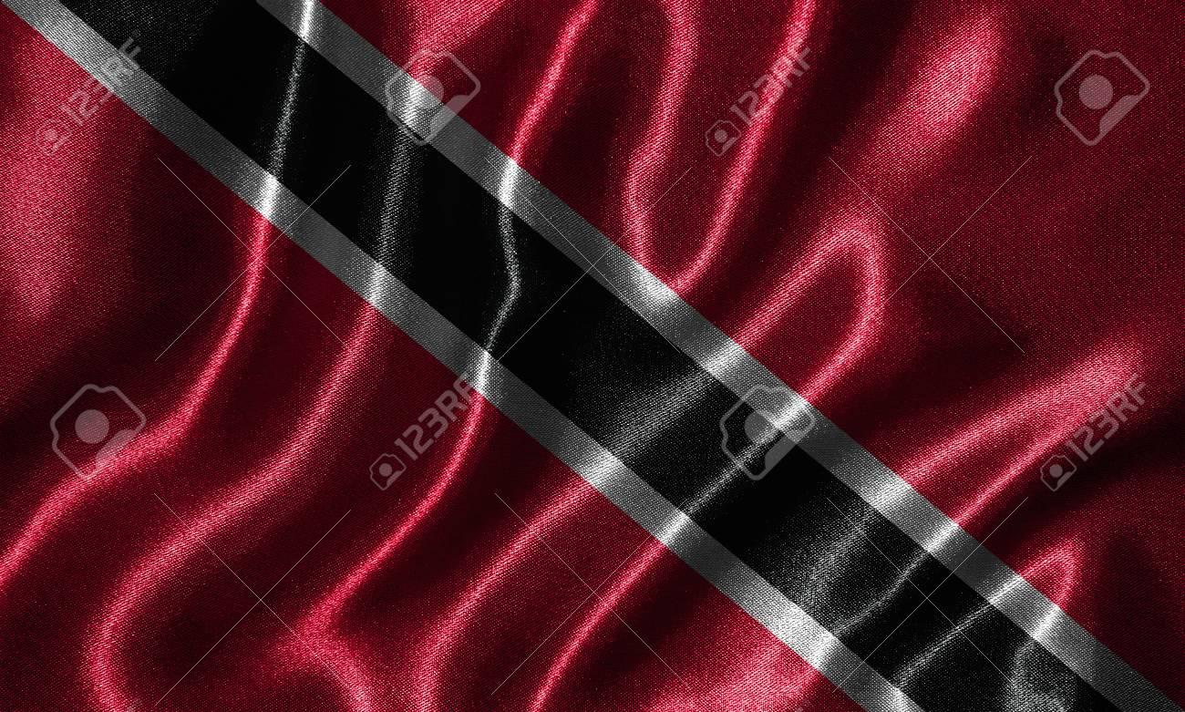 Trinidad And Tobago Flag   Fabric Flag Of Trinidad And Tobago 1300x781