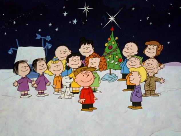 TV URBAN LEGEND A Charlie Brown Christmas originally had an extra 633x475
