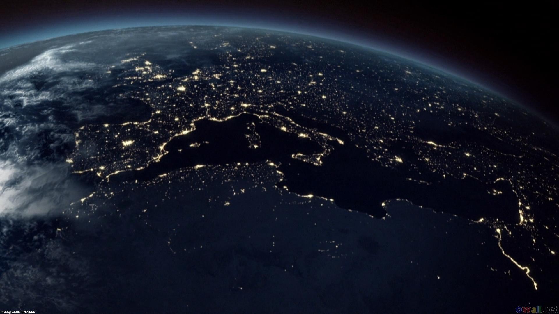 earth from space wallpaper wallpapersafari