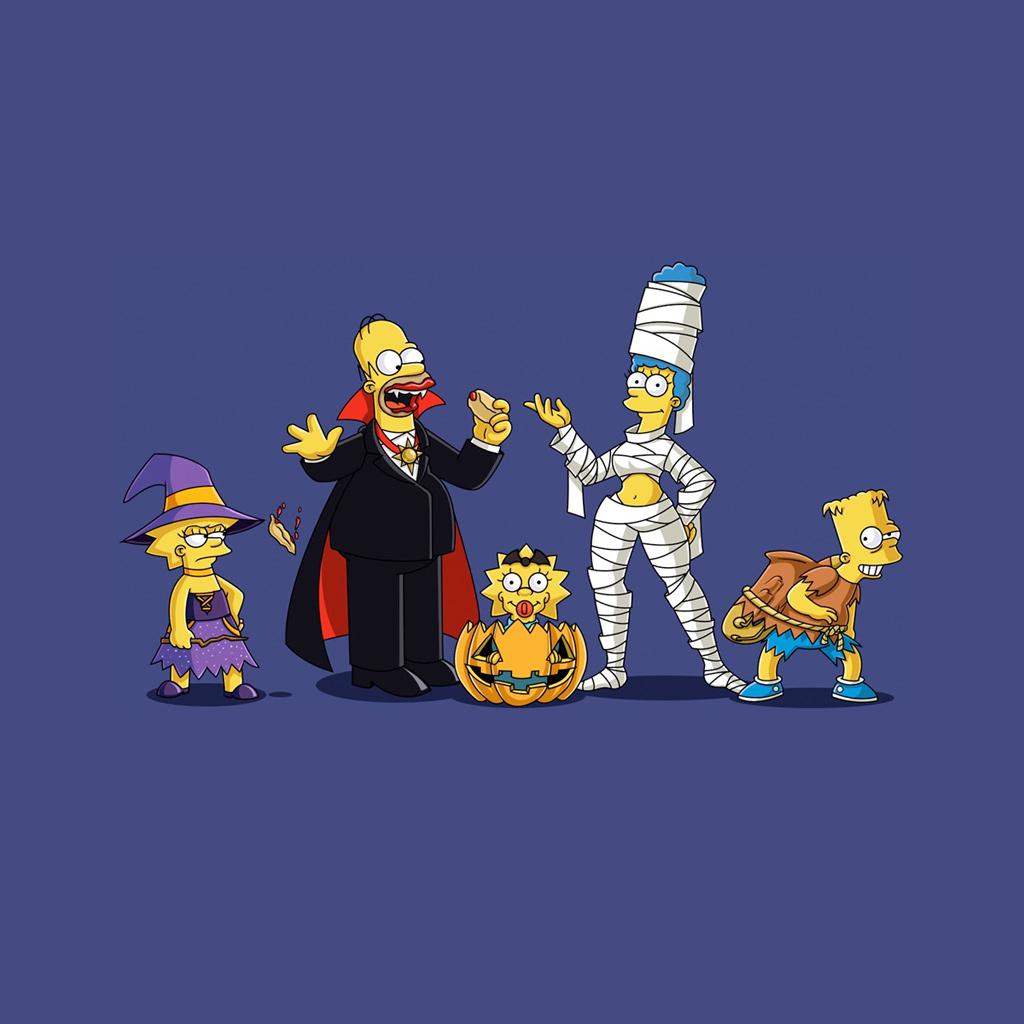 Free Download Halloween Cartoon Comics Ipad Ipad 2 Ipad Mini