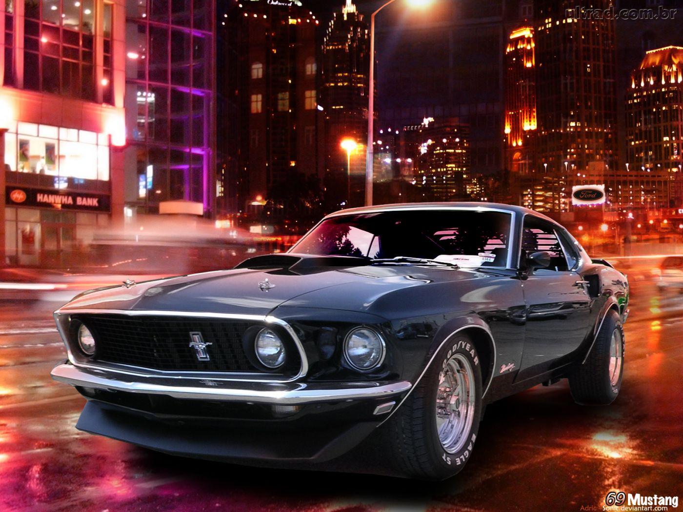 Mustang 69 1400x1050