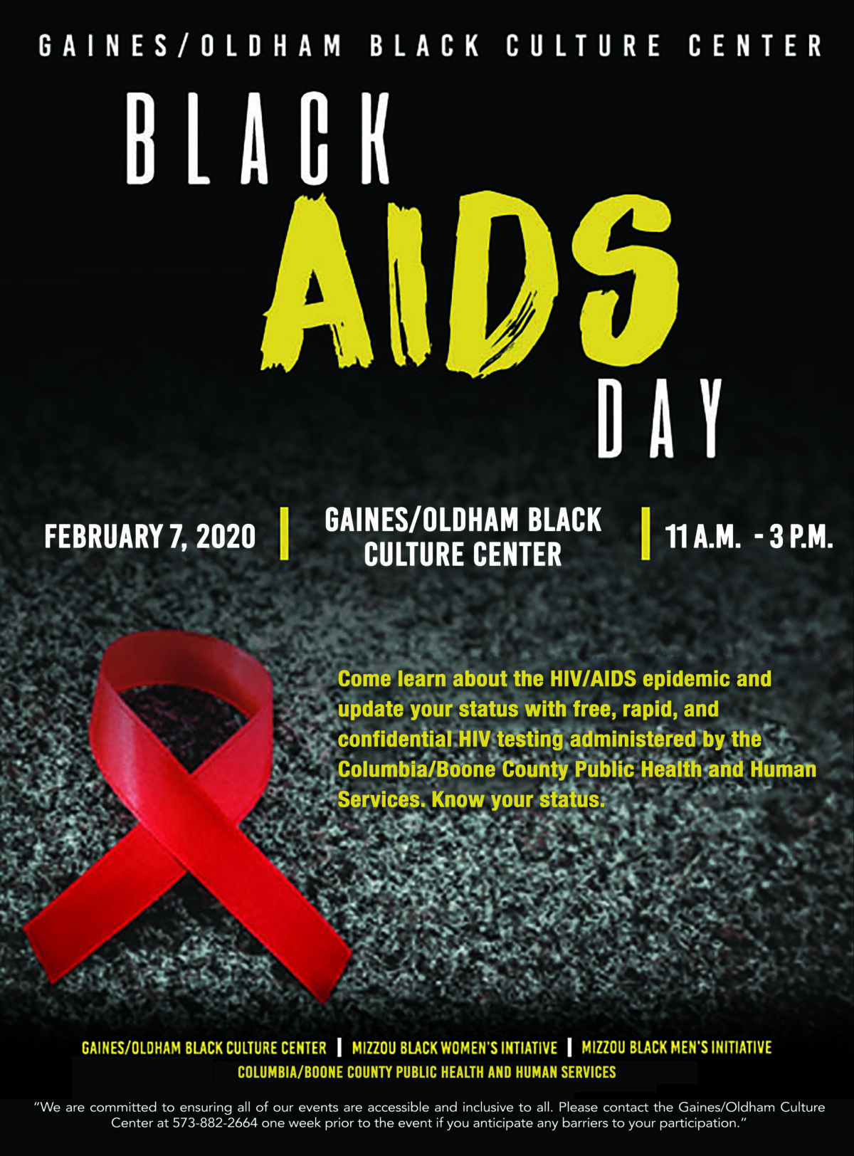 Black AIDS Day   Division of Inclusion Diversity Equity 1200x1624