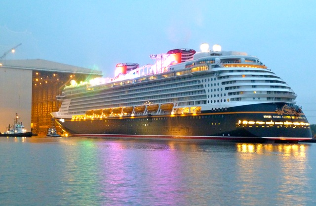 Disney Dream Cruise Ship 640x419