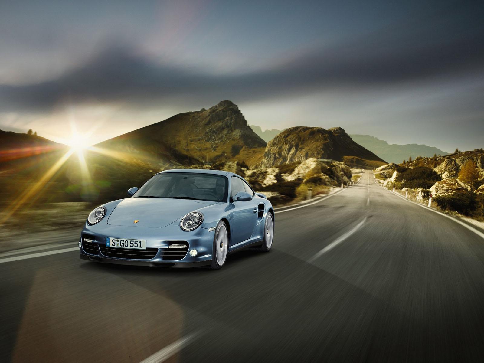 wallpapers Porsche 911 Turbo Car Wallpapers 1600x1200