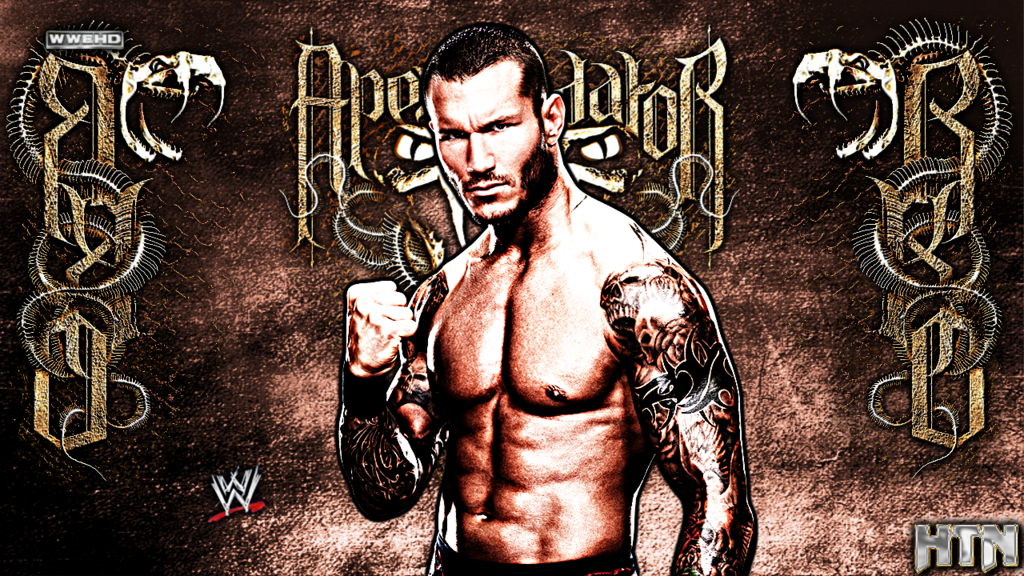 WWE Randy Orton YouTube Wallpaper HQ by HTN4ever 1024x576