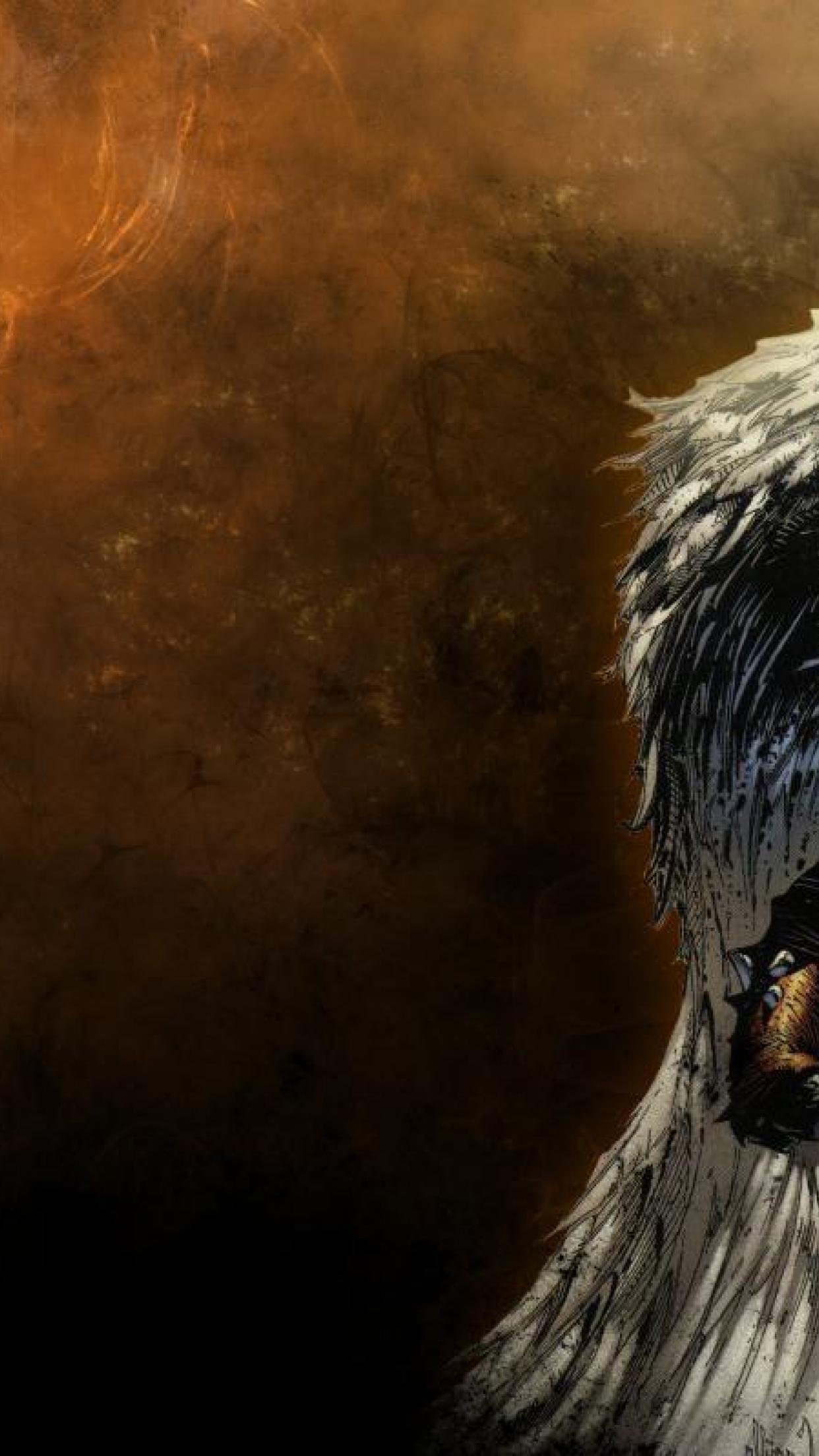 Free Download Angel Dark Comics Spawn Fallen Angel Hd