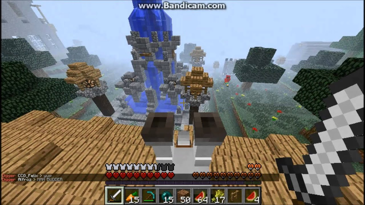 TROLLING w an UPSIDE DOWN HORSE in ZexyZeks OLD SERVER SPAWN 1920x1080