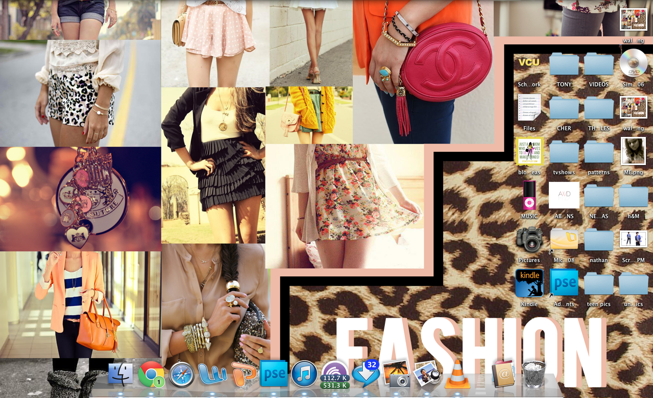 Fashion Laptop Wallpapers: Fashion Desktop Backgrounds