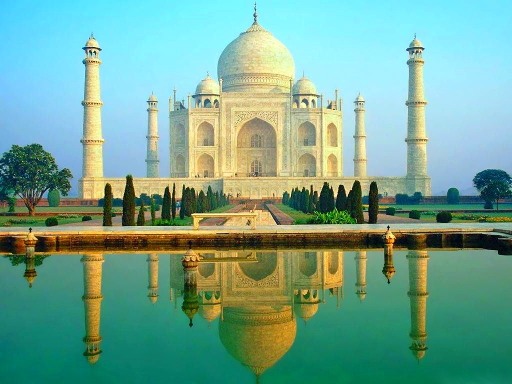 Taj Mahal Background Wallpapersafari