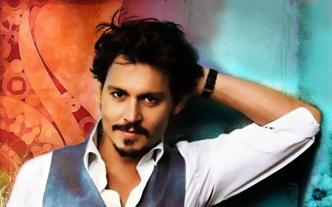 Johnny Depp Wallpapers 1280x800