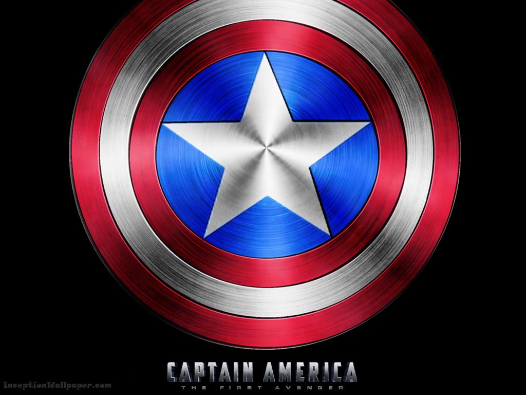 20+] Captain America Shield Wallpaper on WallpaperSafari