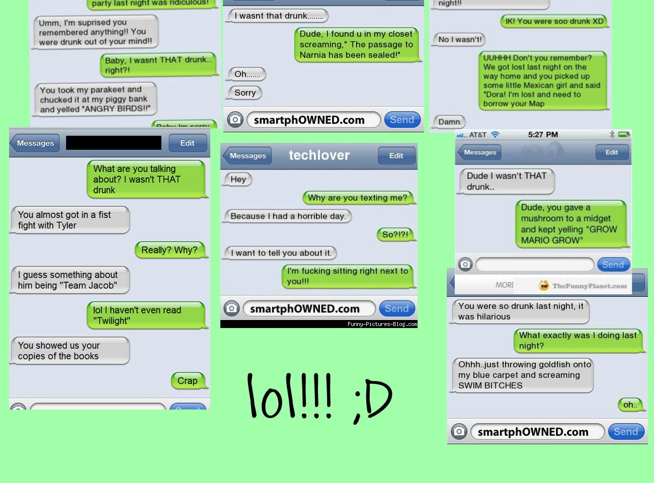 Text Wallpaper: Wallpaper For Text Messages