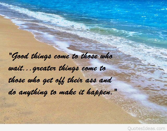 New year inspirational quote with wallpaper 2016 640x502
