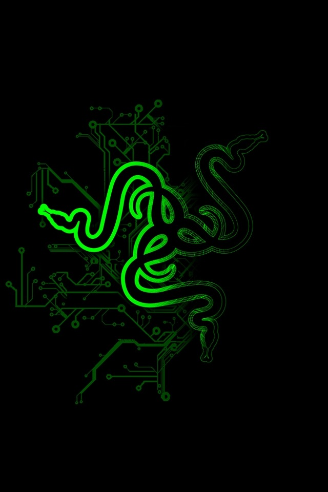 Razer Gaming Wallpaper Iphone PC Android iPhone and iPad Wallpapers 640x960