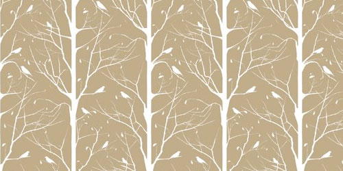 special winter version of their blackbird wallpaper It features a tan 500x250