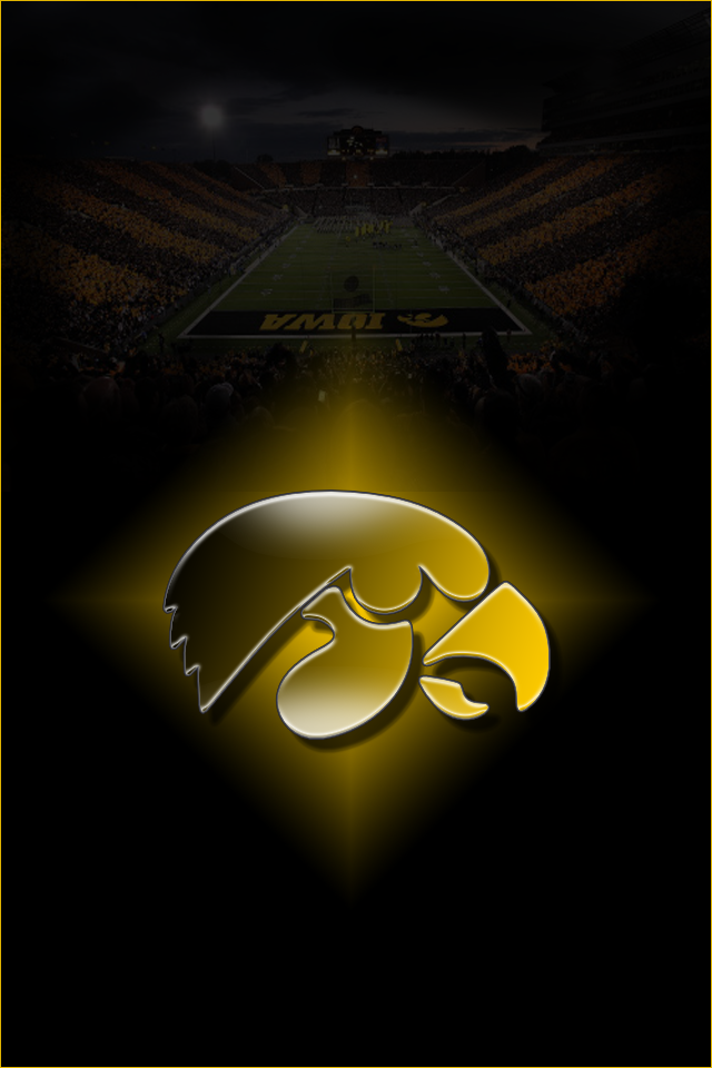 iowa hawkeye wallpaper