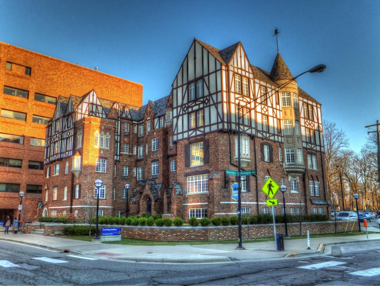 Photo Michigan USA Kinesiology Building Cities 1440x1080