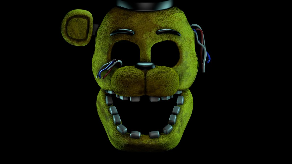 Withered Golden Freddy 2 by SpringBonnie95 1191x670