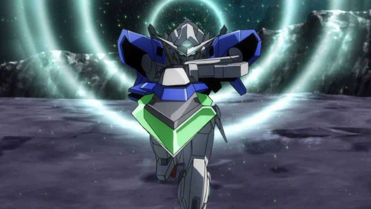 Wallpapers Backgrounds   Mobile suit gundam 00 psp themes wallpapers 1280x720