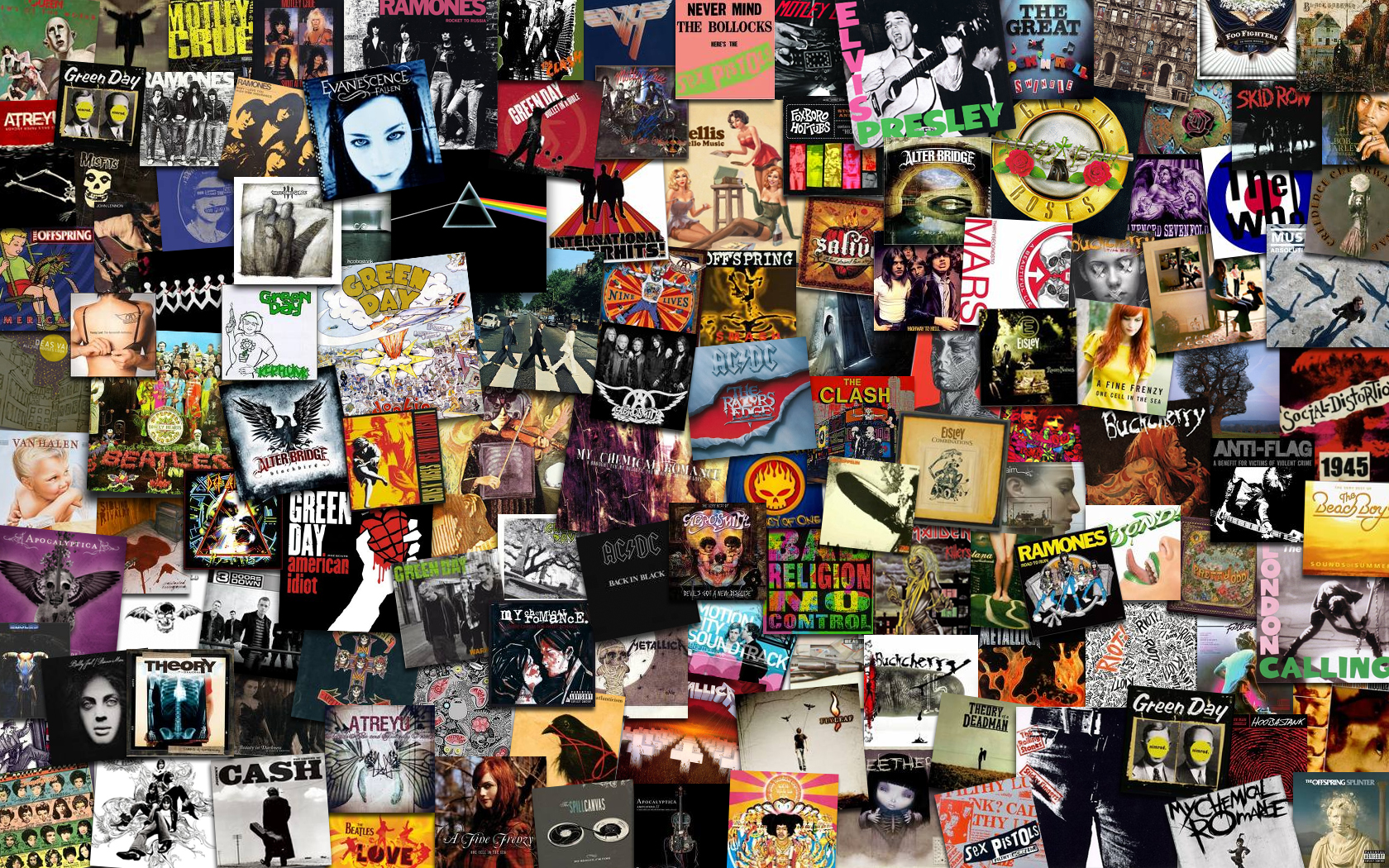 Collage Computer Wallpapers Desktop Backgrounds 1680x1050 ID 1680x1050