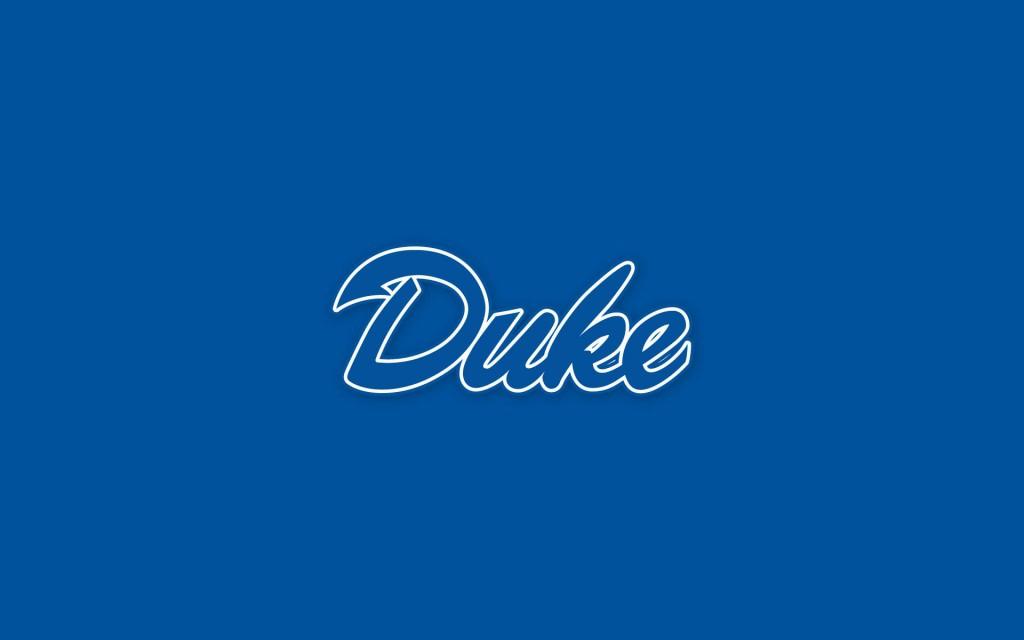 Duke Blue Devils Basketball wallpaper 1024x640