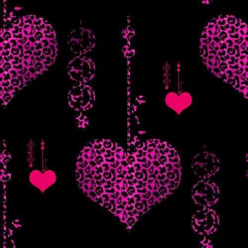 pink and black glitter wallpaper wallpapersafari