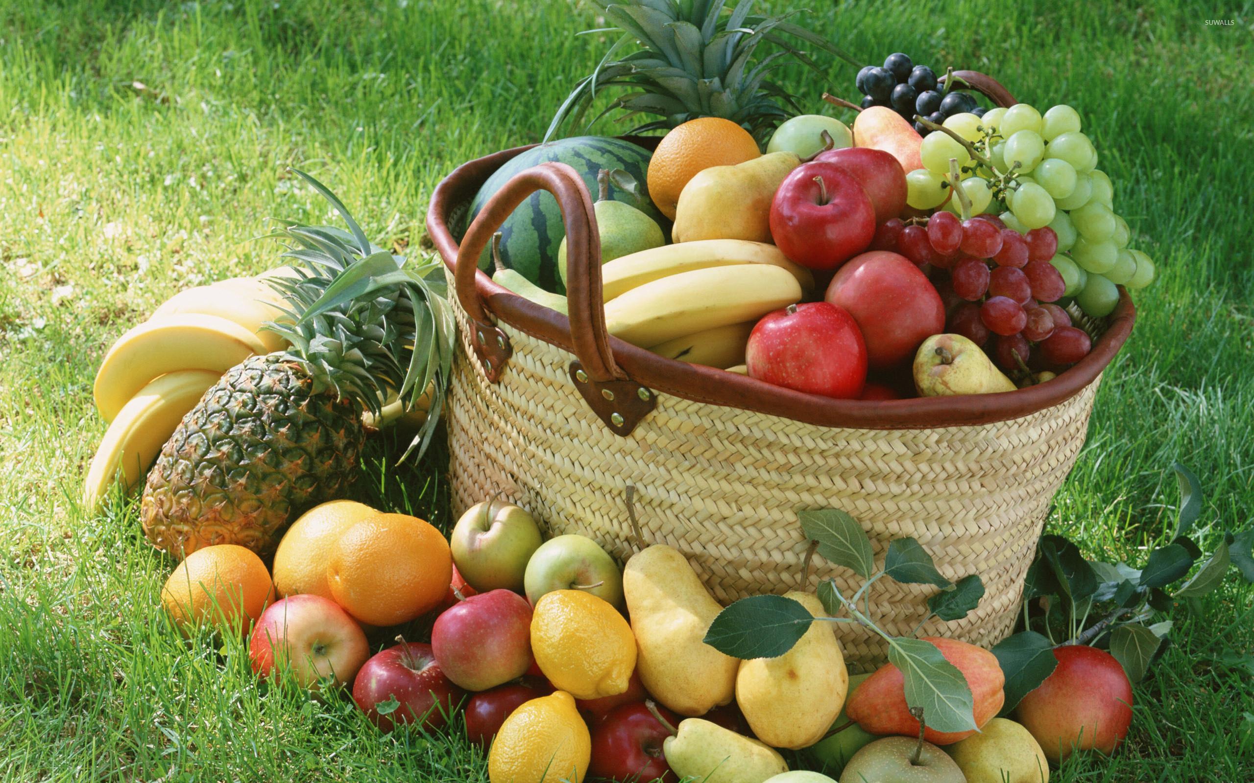 59 Fruit Basket Wallpapers on WallpaperPlay 2560x1600