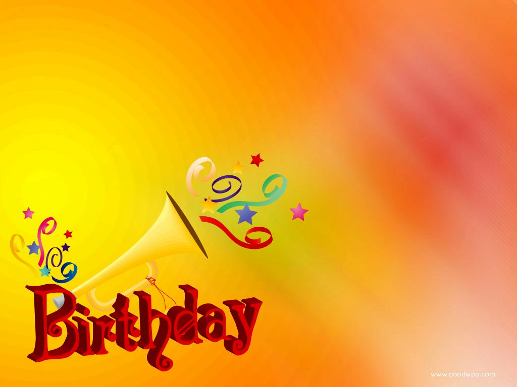 Marvelous Wallpapers Happy Birthday Colour Full HD wallpaper 1024x768