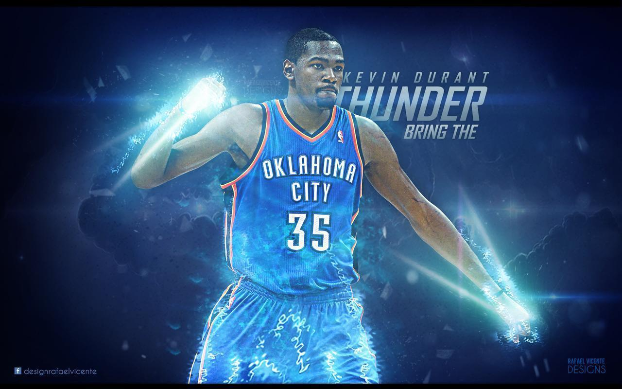 download Kevin Durant Wallpapers 2015 HD [1280x800] for your 1280x800