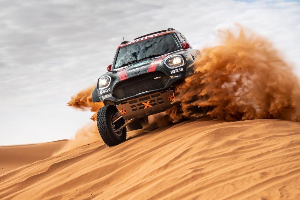 Dakar Rally 2020 Carlos Sainz Wins The Dakar For The Third Time 1024x683